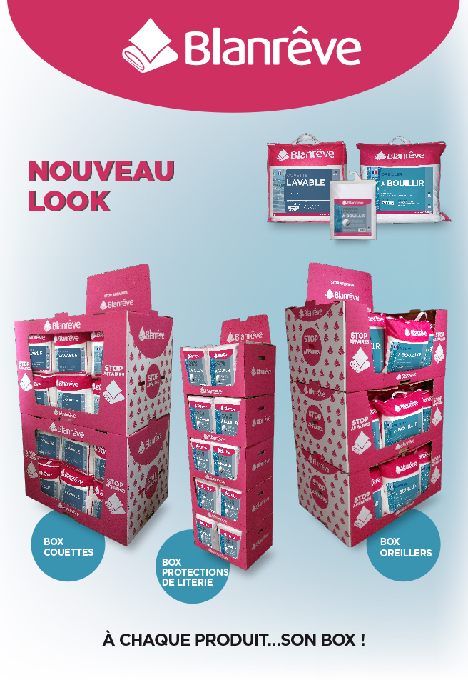 Nos Packaging Blanreve